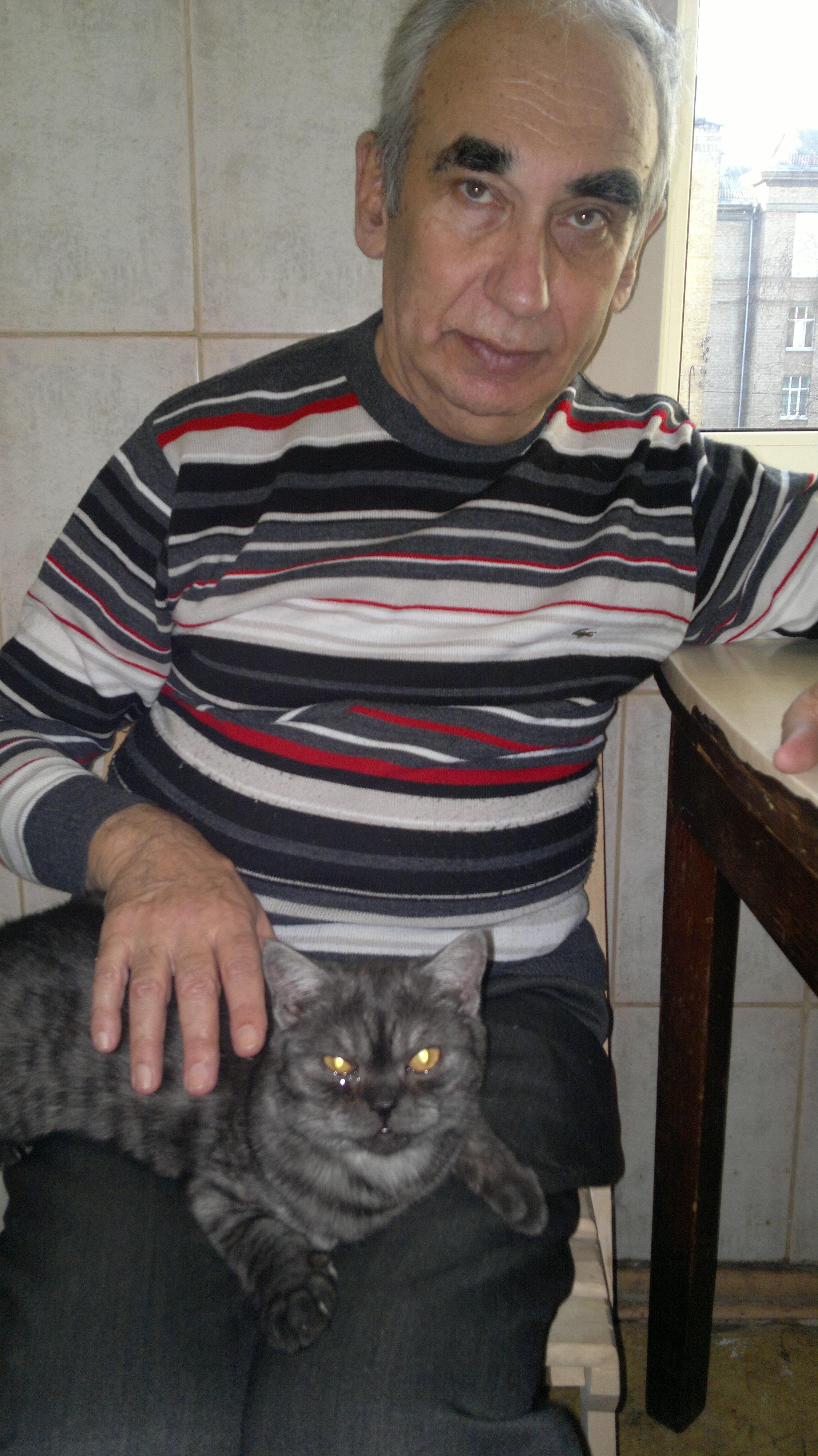 П.Сергій та Асісяйка
